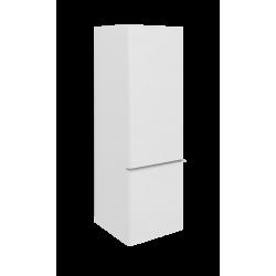 Demi colonne de salle de bain H115 Blanc JULIA