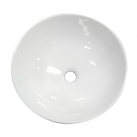 Plan Suspendu Pour Vasque 60 cm MOON + Vasque OMA + 2 équerres
