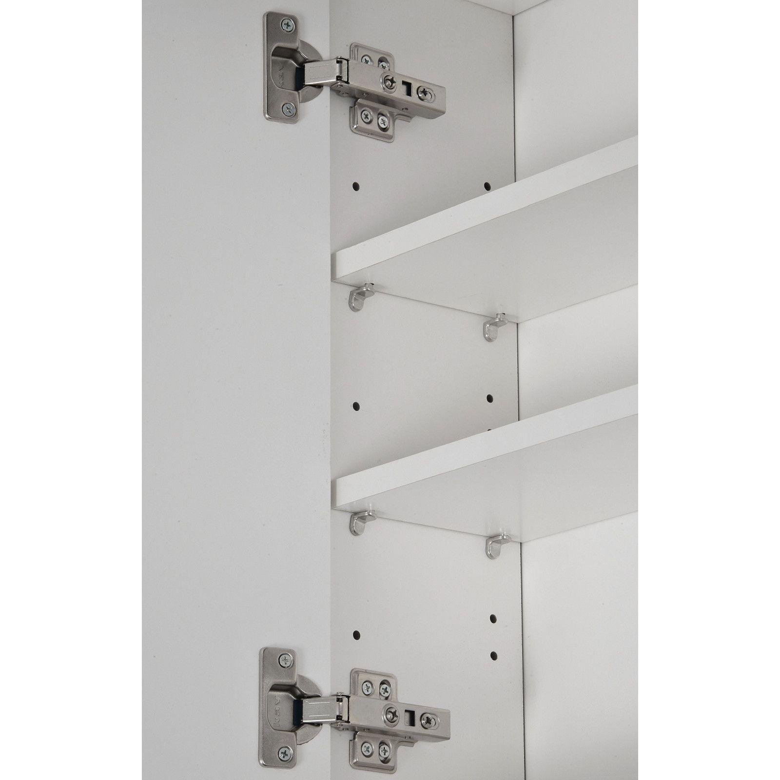 Armoire Miroir Salle de Bain 60 cm GALI