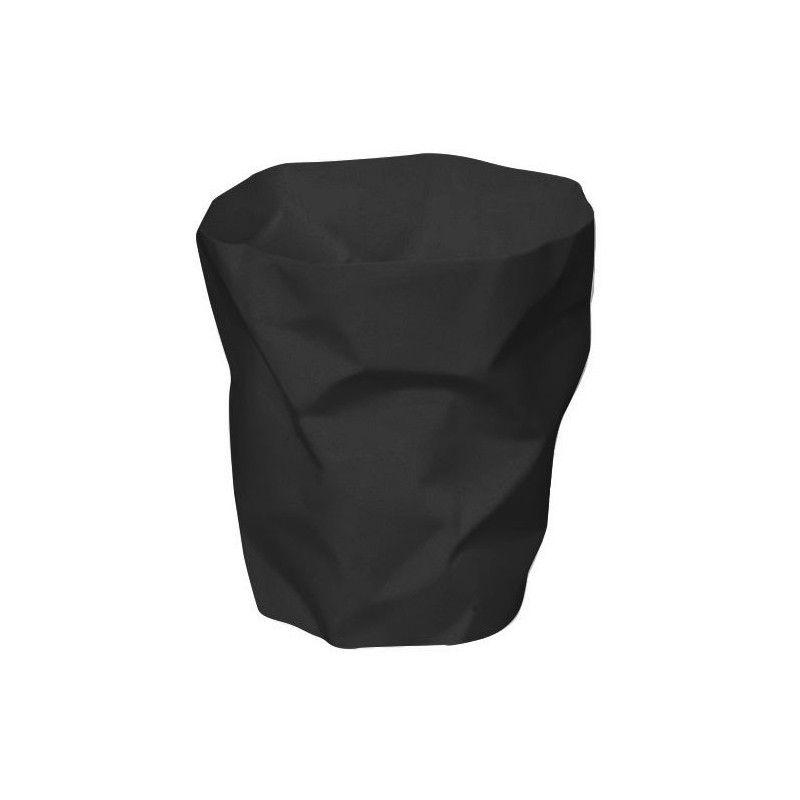 Poubelle de Bureau Design Noire 16 litres HOOK