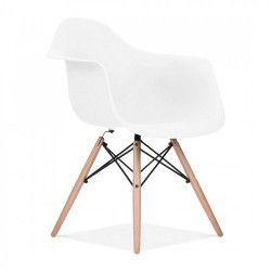 fauteuil bureau design scandinave. Black Bedroom Furniture Sets. Home Design Ideas
