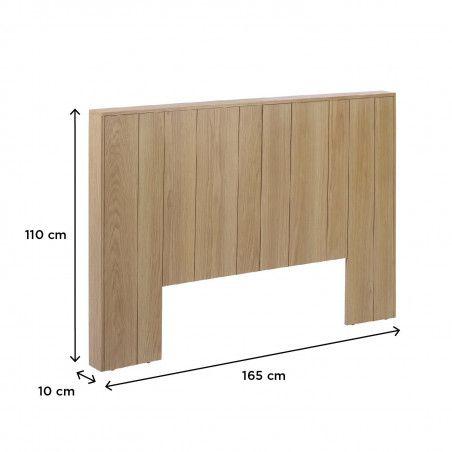 Tête de lit en Bois L165 cm - UGO